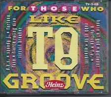 V/A - For those who like to groove (2CD BOX) 28TR House Techno 1991 2 Fabiola