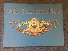 Sailor Jerry Tattoo Flash Paperback Book
