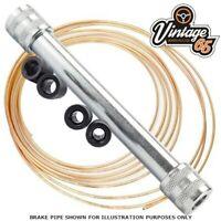 """Brake Pipe Straightening Tool Copper Steel Kunifer 3/16"""" 1/4"""" 5/16"""" Straightener"""