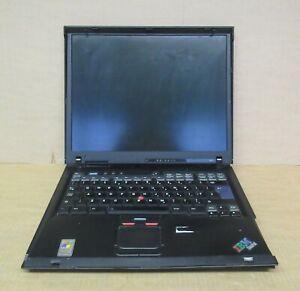"IBM ThinkPad R51 15"" TFT 1024 x 768 Intel Celeron M 1.6GHz Laptop 2887-M2G"