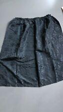 Ancien Tablier Soie Damassée Costume Alsacien fin XIXÈME