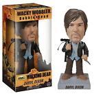 The Walking Dead Biker Daryl Dixon Wacky Wobbler Bobble Head Figure