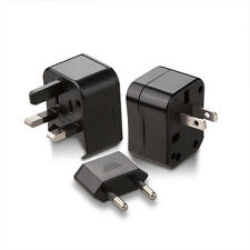 Universal Internation World Traver AC Outlet Plug Power Adapter Converter UK US