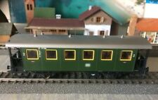 Märklin HO : 4302 wagon de tourisme 2ème classe de la DB vert, (sans boite).
