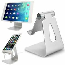 Universal Aluminum Tablet Stand Desktop Holder Mount For iPad iPhone tablet US