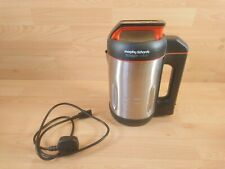 More details for morphy richards 501013 soup maker, stainless steel, 1000 w, 1.6 liters