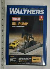 Lot 10-163 * N Scale Walthers Cornerstone kit 933-3248, Oil Pump