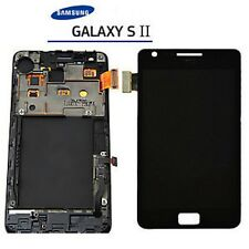 RICAMBIO FULL DISPLAY+TOUCHSCREEN per SAMSUNG GALAXY S2 GT i9100 VETRO VETRINO