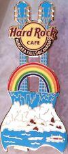 Hard Rock Cafe NIAGARA FALLS CANADA 2013 RAINBOW Over Falls DN Guitar PIN #75803