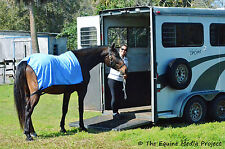 Equi Cool Down Instant Cooling Equine Wrap - No Refrigeration Needed!