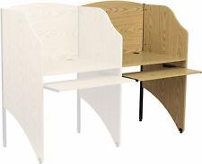 Flash Furniture Add-On Study Carrel in Oak Finish Mt-M6202-Oak-Add-Gg New