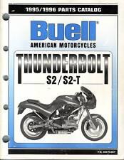 BUELL parts catalog 95-96 Thunderbolt S2 S2T 99570-96YA