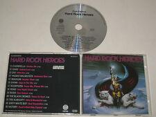 VARIOUS ARTISTS/HARD ROCK HEROES(VERTIGO 76 574 3) CD ALBUM