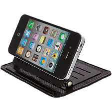 Black Car Mount Dashboard Cradle Holder Stand Accessory for Phones