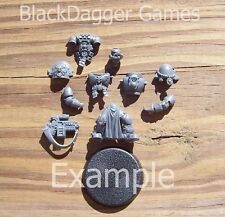 40K Space Marines  Sternguard Veteran w/ Bolter Single Figure Bits