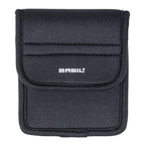 Schutzhülle für Display E-Bike Basil Universal - Neopren - Schwarz / Limette