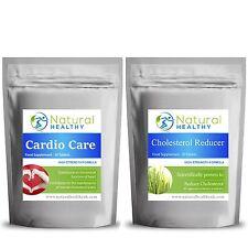 Steroli Vegetali Colesterolo RIDUTTORE Pillole + CARDIO cura cuore funzione Tablet