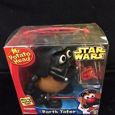 Playskool DARTH TATER-Mr Potato Head Star Wars Toy INC BODY & 12 PARTS BRAND NEW