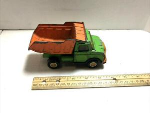Vintage Tootsie Toy Diecast Car Dump Truck 1960S