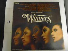 WINNERS AS SEEN ON TV - LP VG I-017