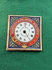 More details for vintage huntley &palmers advertising 78rpm small record.