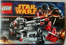 Lego Star Wars 75034 Death Star Troopers Set