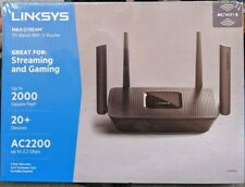 Linksys Max Stream AC2200 Mu-Mimo Tri Band Router - EA8300-NP - New!!! (CR)