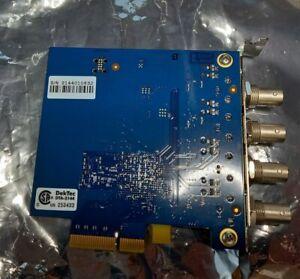 DekTec DTA-2144B R4 Quad ASI/SDI input output adapter PCIe