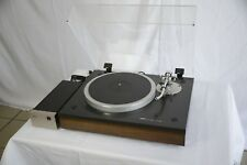 Lo-D (Hitachi) TU-1000 Plattenspieler mit SAEC WE-407 Turntable with tonearm