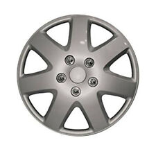 "16"" Tempest Silver Car Wheel Trim Covers Hub Caps Ideal For Renault GTA"
