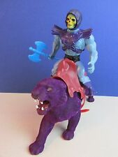 VINTAGE HE MAN SKELETOR & PANTHOR Action Figure MOTU padrone dell'universo 982