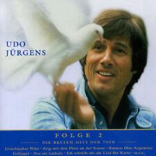 CD de musique album schlager Udo Jürgens