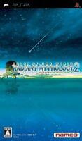 USED PSP Tales of The World: Radiant Mythology 2 Game soft Japan import