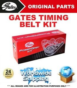 GATES TIMING BELT KIT for VOLVO XC70 II T5 2013->on