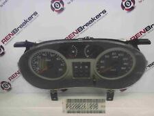 Renault Clio Sport 2001-2006 Instrument Panel Dials Clocks 116K 8200261090
