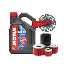 Motul 5000 VFR800 98-01 Oil And Filter Kit