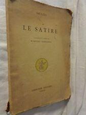 LE SATIRE Orazio A cura di remigio Sabbadini Loescher Editore 1962 libro di per