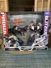 Transformers Animated TA Takara Prowl Vs Blitzwing 2 Pack Sealed
