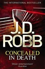 Concealed in Death: 38, Robb, J. D., Excellent Book