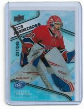 CAYDEN PRIMEAU 2019-20 UD ICE MONTREAL CANADIENS ROOKIE CARD 231/249