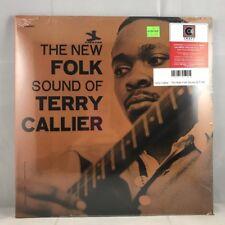 Terry Callier - The New Folk Sound 2LP NEW