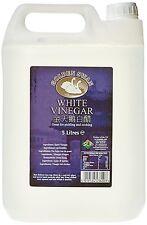 Golden Swan White Vinegar 5 Litre (Pack of 4)  **Free Delivery **