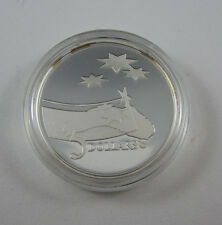 1992 FIVE DOLLAR SILVER PROOF COIN -*YEAR OF SPACE* - A RAM coin worth buying