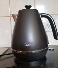 delonghi distinta kbi3001.bk black 1.7l electric kettle