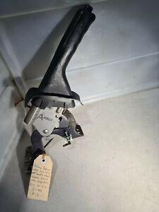SUBARU IMPREZA GC8 WRX GF8 LEATHER HAND BRAKE LEVER 1997 1998 1999 2000 VER 5 6