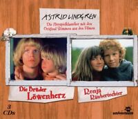 ASTRID LINDGREN HÖRSPIELBOX 1  3 CD NEU