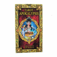 Apokalypsis Tarocchi a 78 Carte Deck con istruzioni multilingue
