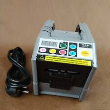Automatic Electric 220v Zcut 9 Tape Dispenser Adhesive Cutter Cutting Machine