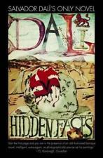 Hidden Faces DI SALVADOR DALI libro tascabile 9780720619010 NUOVO