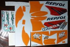 PREMIUM SERVICE WITHStickers Full Set For Honda NSR 150 SP Repsol RePlace + Gift